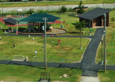 Outdoor Rental Community Center Tulsa