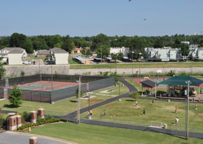 Outdoor Rental Community Center Tulsa Sports Complex